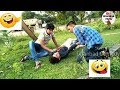 Village Stupid Boy s Fun And Comedy 2018 | Top Funny Video Collection 2018 | by DHANBAD FILMs
