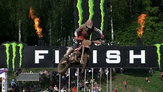 EMX Best Actions of the season 2018 #motocross