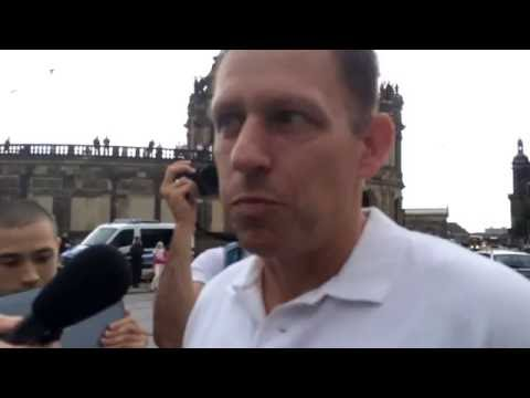BREAKING: Peter Thiel Goes On The Record About Bilderberg