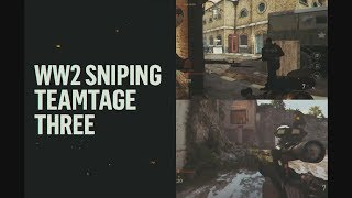 Obey's Third WW2 Sniping Teamtage