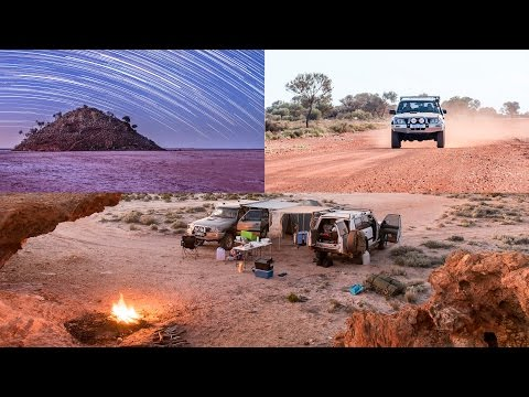 Outback 4wding - Goldfields Ghost Town Adventure