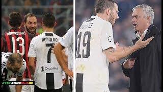 Juventus F.C. ⚽ Best Fights & Angry Moments 2018\2019 ⚽ ft C.Ronaldo,Dybala,Bonucci.... ⚽ HD #Juve