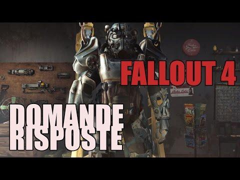 Fallout 4 - Domande e Risposte