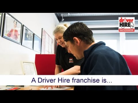 A Driver Hire Franchise is…