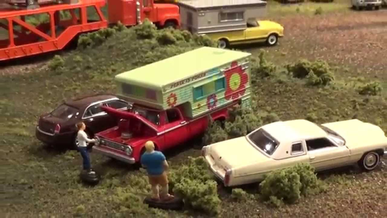 Aw-Inspiring Toy Car Junkyard - YouTube