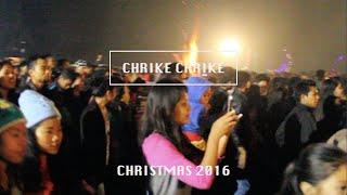 Chrike Chrike, Garo Christmas Dance at Resu, 2016
