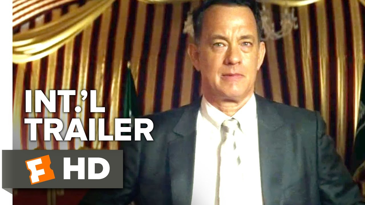 Download A Hologram for the King Official UK Trailer (2016) - Tom Hanks, Ben Whishaw Drama HD