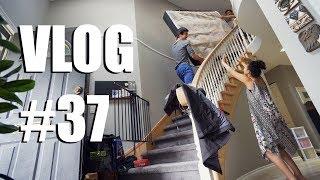 Moving Day!    VLOG #37
