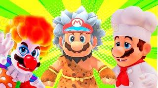 СУПЕР МАРИО ОДИССЕЙ #47 мультик игра для детей Детский летсплей на СПТВ Super Mario Odyssey