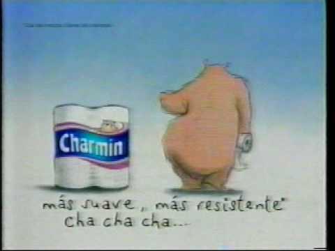 Cha cha cha Charmin Comercial (México)