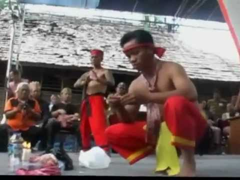 Dayak Borneo KEBAL, PANGLIMA Peter John Jaban and Comrade (Part I)