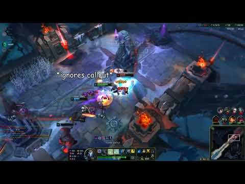 FUNNY MOMENTS WHILE PLAYING LEAGUE OF LEGENDS (PART ONE)
