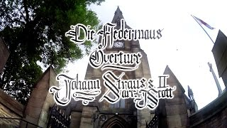 DIE FLEDERMAUS OVERTURE - JOHANN STRAUSS II -  ARR. JONATHAN SCOTT (ORGAN SOLO)