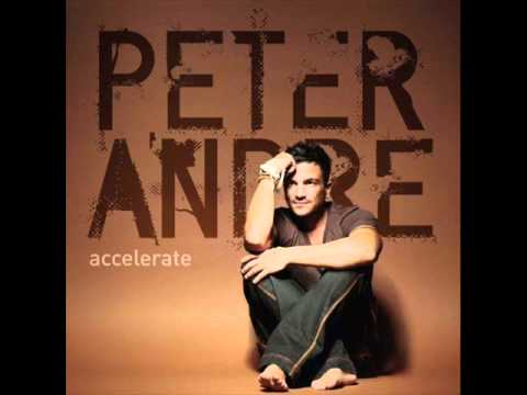 peter andre - under my skin ( new Accelerate album 2010 )
