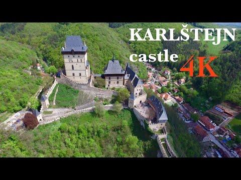FLYINGEYES.TV - KARLŠTEJN castle 4K !