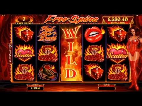 Red Hot Devil Slot Review M88 Online Casino By Microgaming