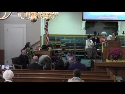 10 9 16 Rutherwood Baptist 11am   Part 1   Dr  Steve Parker