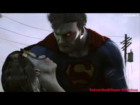 DC Universe: The Rise Of The Green Lantern Episode 1