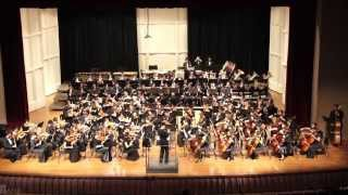 1080p The Syncopated Clock | Moanalua HS Concert Orchestra | 2011 HASTA Parade of Orchestras
