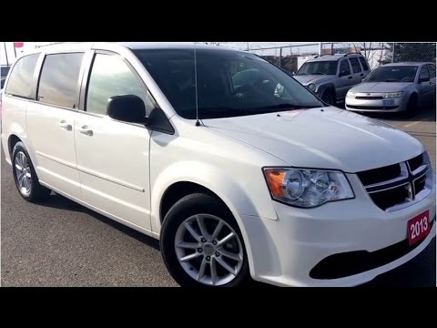 2013 Dodge Grand Caravan | Read Owner and Expert Reviews, Prices, Specs