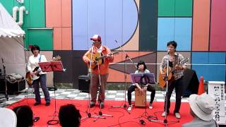 2010年5月8日 神戸新開地音楽祭 Round1横ステージ.