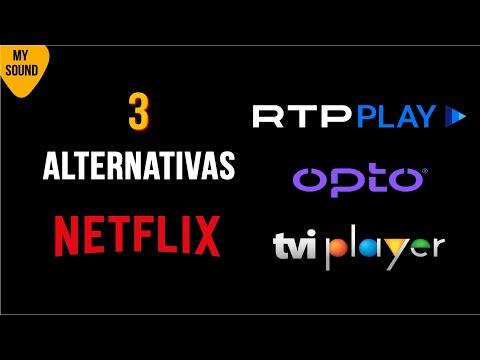 As alternativas ao Netflix em 2021: RTP Play, Opto e Tvi Player