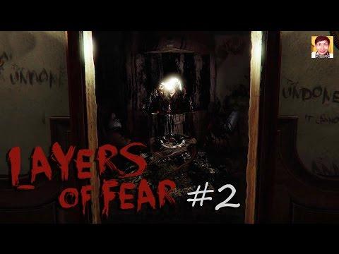 Layers of Fear [Full version] #02 : ภาพวาดสีเลือด