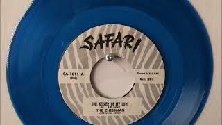 CHESSMAN - KEEPER OF MY HEART / WHY - SAFARI 1011 - 1958 Resimi