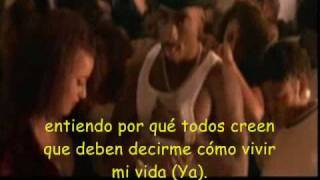2pac - Only God Can Judge Me Subtitulado en español