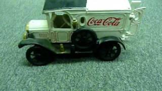 Vintage Large Coca Cola Delivery Truck Die Cast - 120550278262