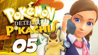 Let's Play Detective Pikachu - Episode 5