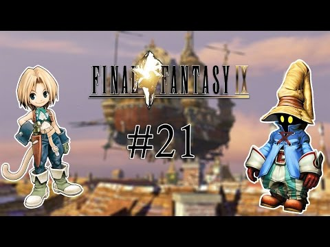 Let's Play Final Fantasy IX Part 21 Princess P... Wacht Zelda Dit Keer?