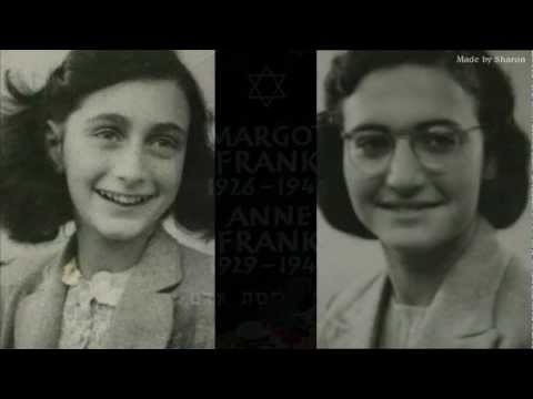 Anne & Margot Frank :: My immortal.