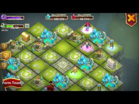 Creation-01|Castle Clash| Quick Max