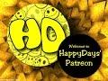 Patreon Introduction HappyDays