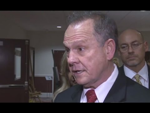 Alabama's Chief Judge Roy Moore Is A Giant Bigot And An Idiot