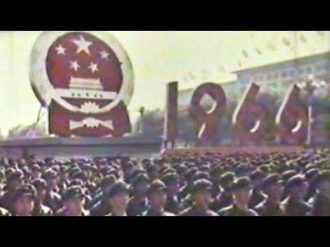 国庆阅兵 China National Day Parade 1966 - PART 1