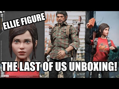 Ellie 1/6 Figure Review
