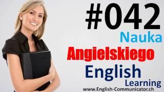 #42 Kurs języka angielskiego Słownictwo English Gliwice Łomża Pruszków Wałbrzych CPE