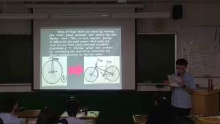 2016.06 B3L5 劉騏偉 The History of Bicycles