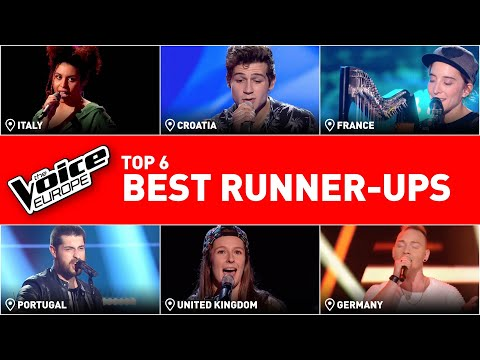 Really talented runner-ups in The Voice | TOP 6