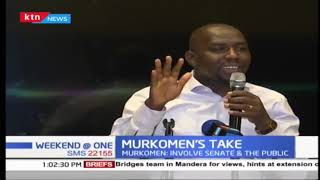 Senator Murkomen challenges national executive to involve Senate in the Big Four Agenda