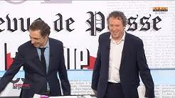 """La Revue de Presse - Paris Première - Benoît Duteurtre pour son livre   """"Les Dents de la maire"""""""