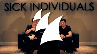 Смотреть клип Sick Individuals Feat. Jacq - Take It On