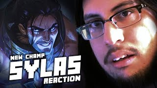 Imaqtpie - SYLAS REACTION 👀 PATCH NOTES INCLUDED!