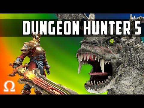 DANGEROUS WAVES, DEFEND THE CORES! | Dungeon Hunter 5 Ft. Terroriser