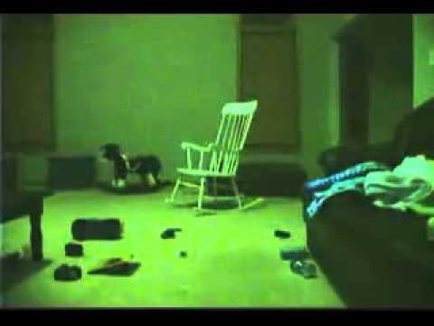 paranormal objet qui bouge tout seul
