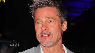 Brad Pitt Uses His Real Name When Flirting