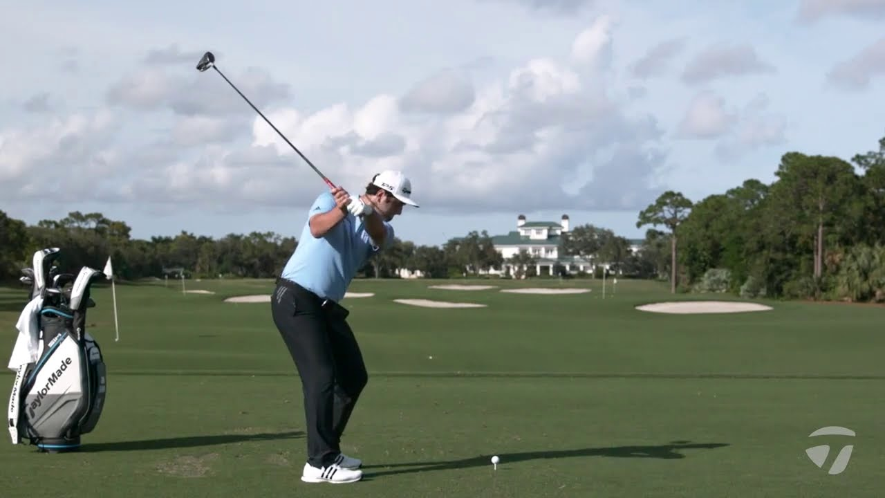 World No. 1 Jon Rahm's Driver Swing | TaylorMade Golf