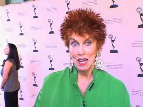 Marcia Wallace on meeting Bob Newhart  - EMMYTVLEGENDS